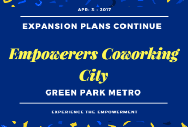 Expansion Plans Continue: Empowerers Coworking City